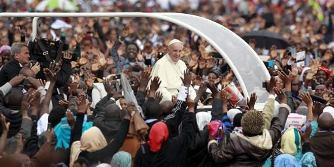 Papa'nın sivrisinek endişesi