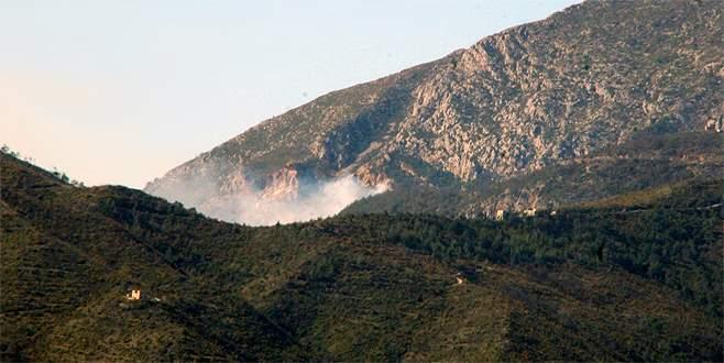 Türkmenler Kızıldağ tepesini yeniden ele geçirdi