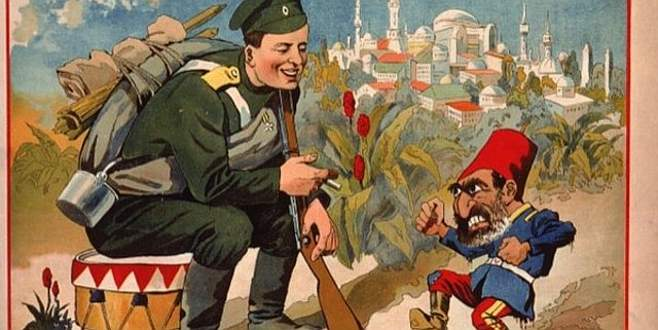 Rusya'dan tepki çeken tweet