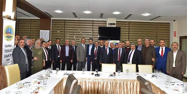 Tokatlılar Bursa'da buluştu