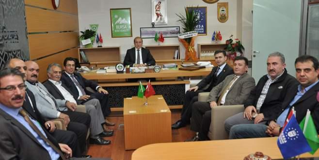 Erzurumlular'dan BKK'ya ziyaret