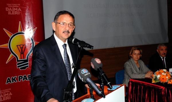 AK Partili Özhaseki: Rusya'ya da kimseye de eyvallahımız yok