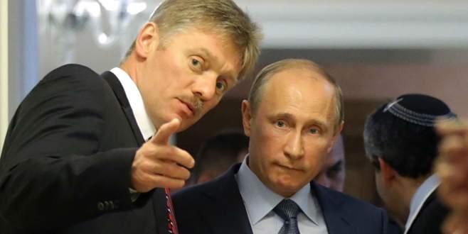 Kremlin çok sert