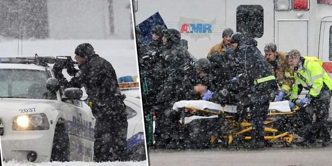 Kürtaj kliniğine saldırı:3 ölü 9 yaralı