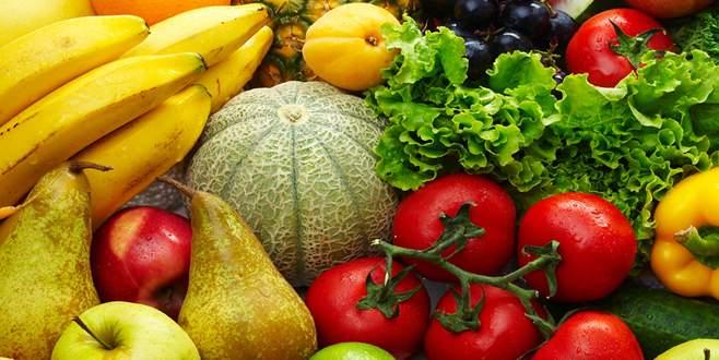 Yaş meyve sebzede acil önlem alınmalı