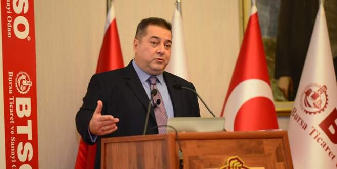 Bursa'ya 5 yılda 700 milyon Euro'luk yatırım
