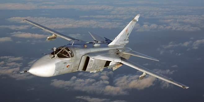 Rus savaş uçağı İsrail hava sahasını…