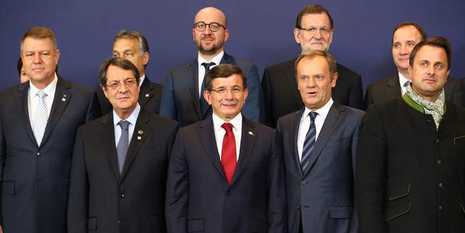 Başbakan Davutoğlu: Biz bir Avrupa halkıyız
