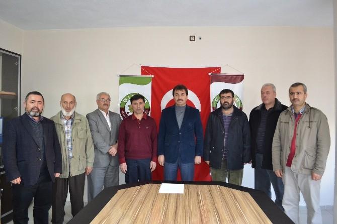 Çınar-Der'den, Bayırbucak Türkmenlerine Yardım Kampanyası