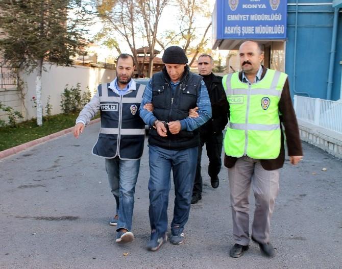 35 Yıl Hapis Cezası Bulunan Firarı Zanlı Yakalandı