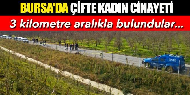 Bursa'da av tüfekli dehşet: 2 ölü