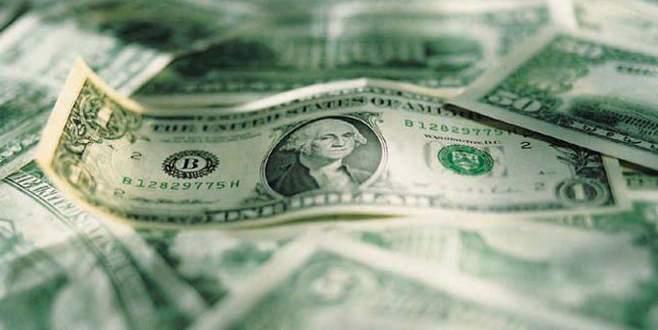 Dolar 2,92'nin altına geriledi