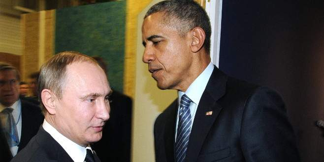 Obama'dan düşürülen Rus uçağıyla ilgili açıklama