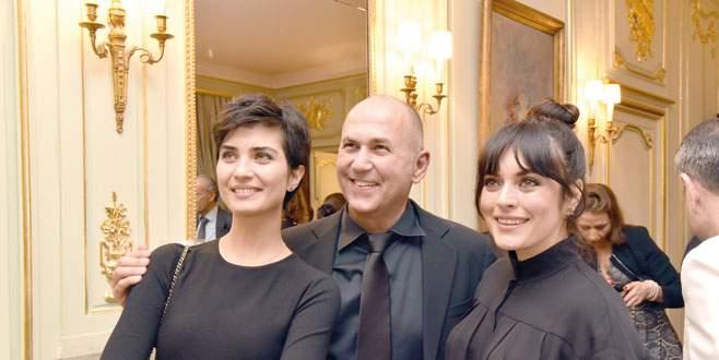 Paris'te buluştular