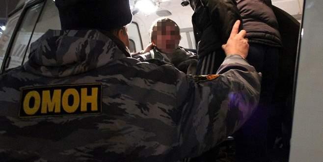 Rusya'dan Türk vatandaşına gözaltı