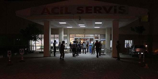 Yüksekova'da yaralanan polis GATA'da şehit oldu