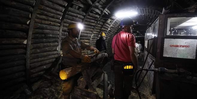 Çanakkale'de maden ocağında çökme!