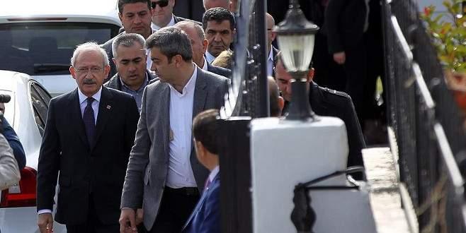 Kılıçdaroğlu'dan Elçi ailesine ziyaret
