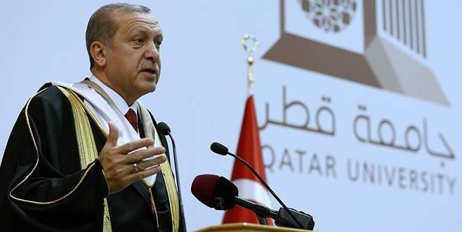 Erdoğan: Rusya'nın tepkisi devam ederse…