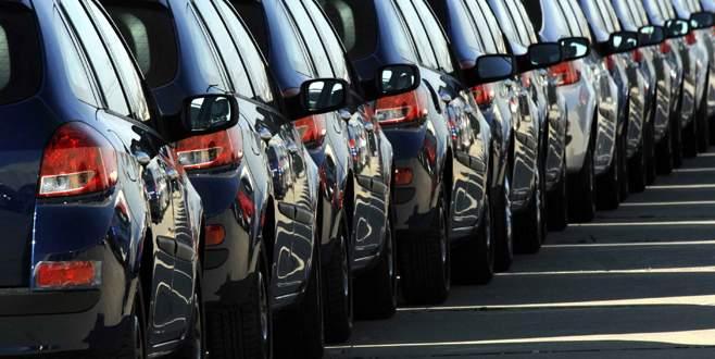 Kasımda 84 bin araç satıldı