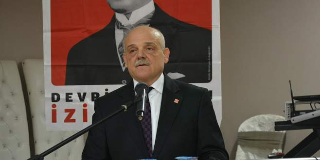 İznik CHP başkanını seçti