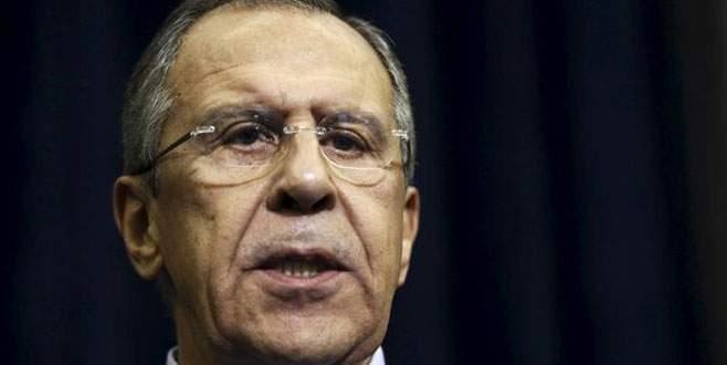 Lavrov'dan önemli açıklama