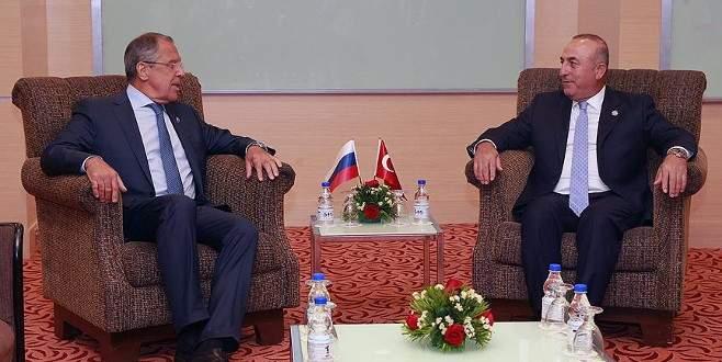Çavuşoğlu-Lavrov görüşmesinin saati belli oldu