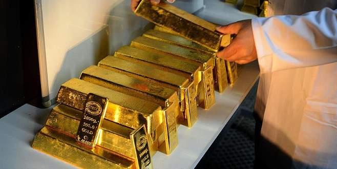 Altın 6 yılın en düşük seviyesinde