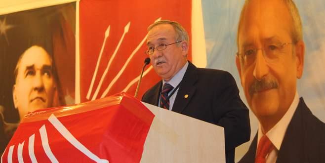 Mustafakemalpaşa CHP'de Başkan Girgin