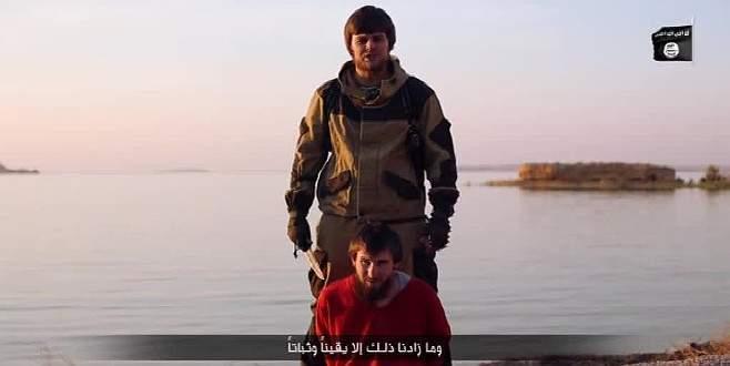IŞİD'in infaz ettiği Rus hakkında şok iddia!