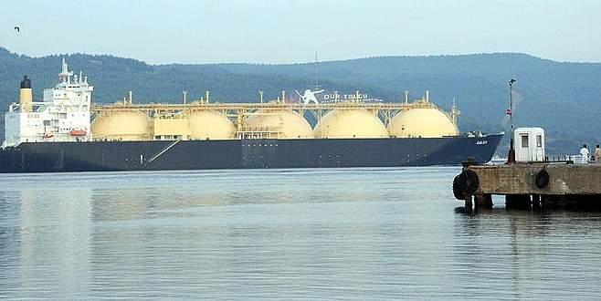 LNG kapasitesinde yüzde 30 artış hedefleniyor