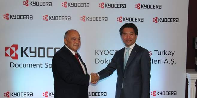 Japon devi Kyocera Bilgitaş'a ortak oldu