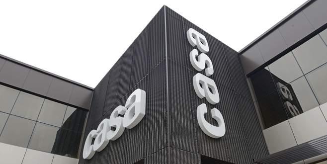 Son tasarımlar Casa'nın en büyük showroom'unda