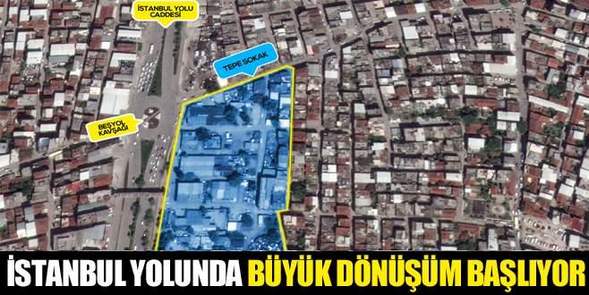 İstanbul yolunda büyük dönüşüm başlıyor