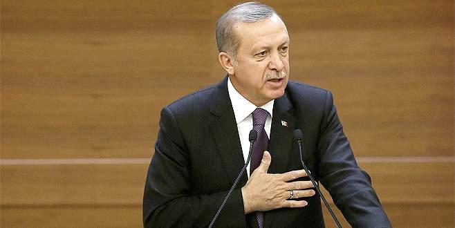 Erdoğan'dan flaş 'Türk Akımı' açıklaması