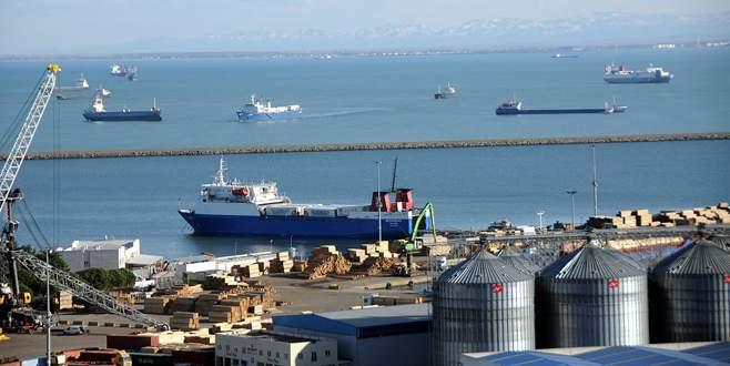 4 Rus gemisine çıkış izni verilmedi!