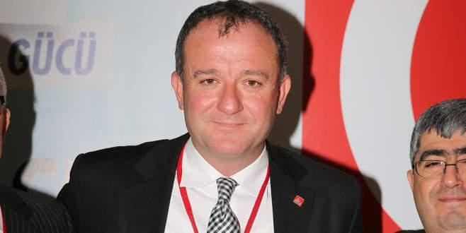 CHP Nilüfer'de Başkan Tansal