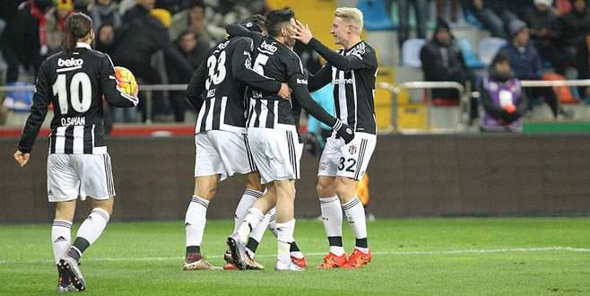 Kayserispor 1-2 Beşiktaş