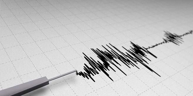 3,5 büyüklüğünde deprem!