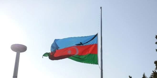 Azerbaycan'da yas ilan edildi