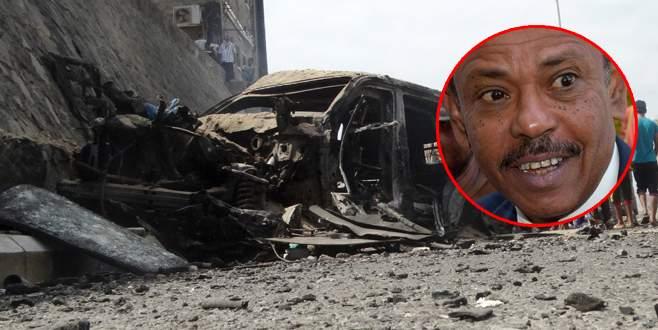 IŞİD valiyi öldürdü