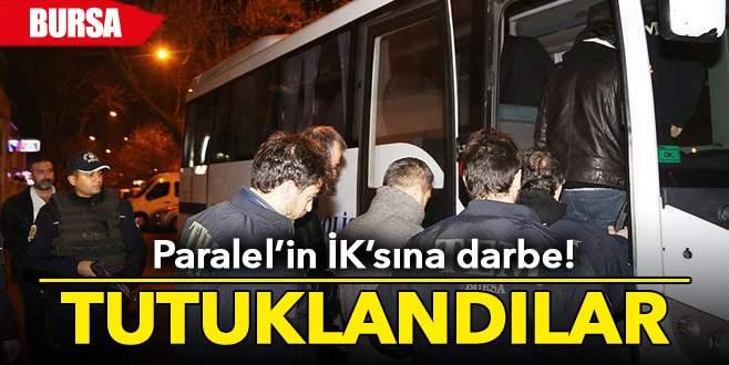Paralel'in İK'sına darbe! Tutuklandılar