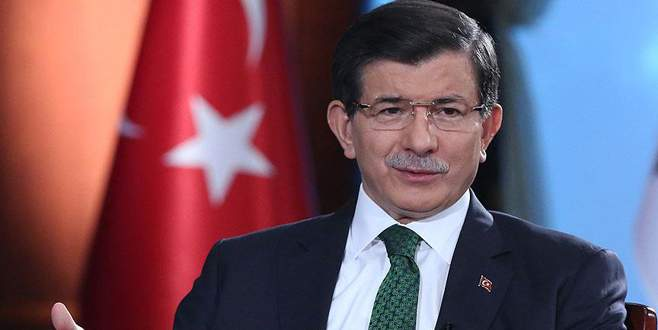 Davutoğlu'ndan Irak Başbakanı'na mektup