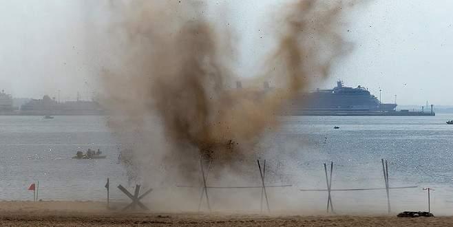 Rusya 50'den fazla savaş gemisiyle…