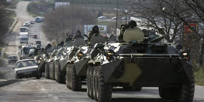 Ermenistan-Türkiye sınırına 7 bin Rus askeri