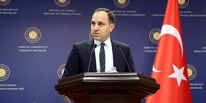 'Türkiye olarak Musul'da yeni değiliz'