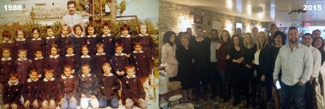 Onlar İçin 30 Yıl Sonra İlkokul Zili Bir Kez Daha Çaldı