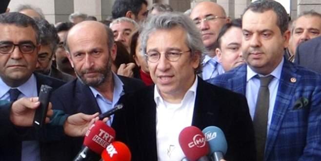 Bakanlıktan 'Can Dündar' ve 'Erdem Gül' açıklaması