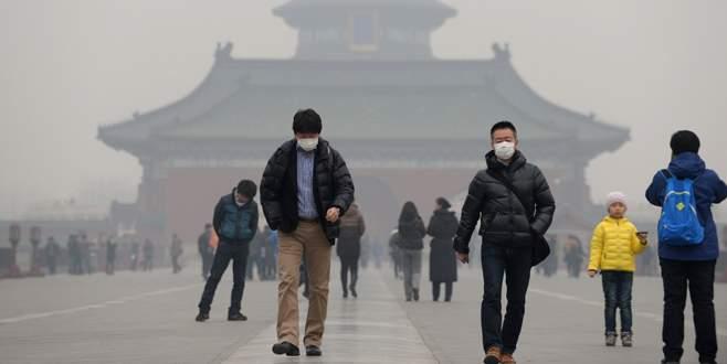 Pekin nefes alamıyor