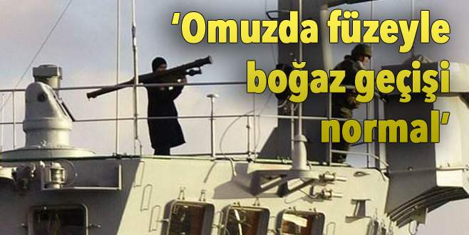Türkiye'ye flaş 'füze' yanıtı!